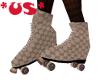 *US* Gucci Roller Skates