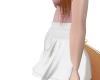 3m white skirt bump