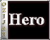 ozi wee chrome Hero