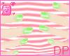 [DP] Short green nails