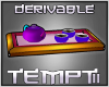 DERiVABLE Tea Tray