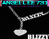 BLIZZY -NAME NECKLACE F