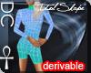 [DC] Idol Top&Shorts