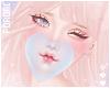 𝙿. Heart Bubble gum
