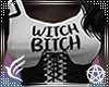 Witch  Corset Top