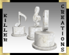 (Y71) Music Note Statue
