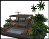 House Deck Pool