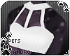 [Pets] Halter | white