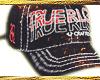Black Truey Hat
