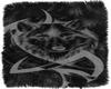 Wolf rug 1