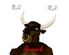 bull skin