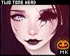 金. 2 Tone Black Eye