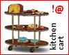 !@ Kitchen cart