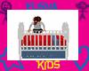 Elisha Baby Boy Crib