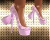 Baby Pink Fairy Heels