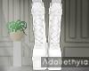 Leticia | White Boots