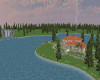 lake home w/chopper