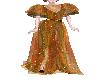 Autumn Fantasy Gown