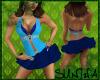 )S( Mini dress B&B