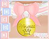 . Princess Collar Pink