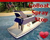 Mm Blue Speedboat
