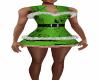 Green Holiday Dress A V2