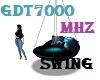 GDT7000 MHz Swing