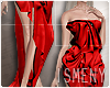 [Is] Satin Sheet Red