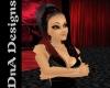 DNA) Amal red n black