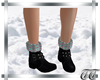 Gayle Turquoise Boots