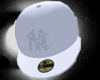 [CC] Yankees White hat