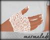 !mml Syda Gloves White