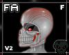 (FA)NinjaHoodFV2 Red2