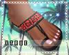 Never Basic Sandals