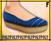 Slip On Shoes [blue]