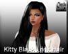 Kitty Black Long Hair