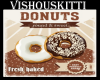 [VK] Cafe Doughnut Sign