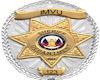 !S! Sheriff Belt Badge