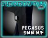 Pegasus 9 mm m/f RIGHT
