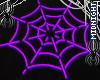 ☽M☾ Neon Purple Web