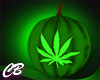 CB Pot Leaf Pumpkin G