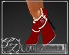 [LZ] Red White Heels