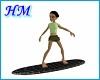 Surf Pose & Spin