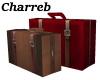 !Temptress Suitcases
