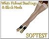 BW Fishnet Stockings