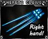 !T Nepeta Leijon claws R