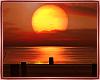 :Fall Sunset Lake: