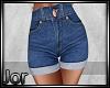 *JJ* Denim Shorts ~RLS