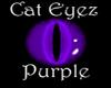 [Cat Eyez] Purple {M}