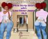 Pink Top w Jeans RLS